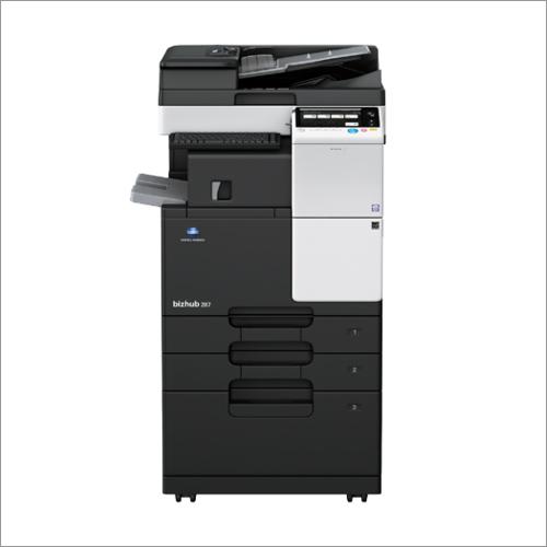 Fully Duplex Multifunction Printer With Harddisk