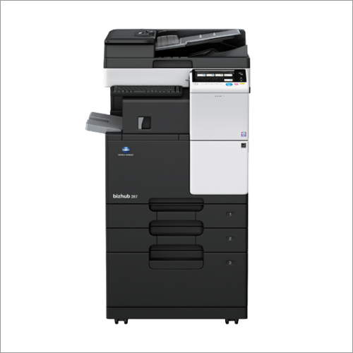 Fully Duplex Copier Machine