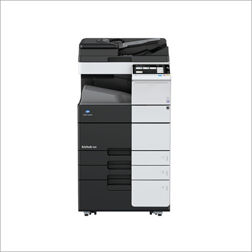Fully Duplex Photocopy Machine