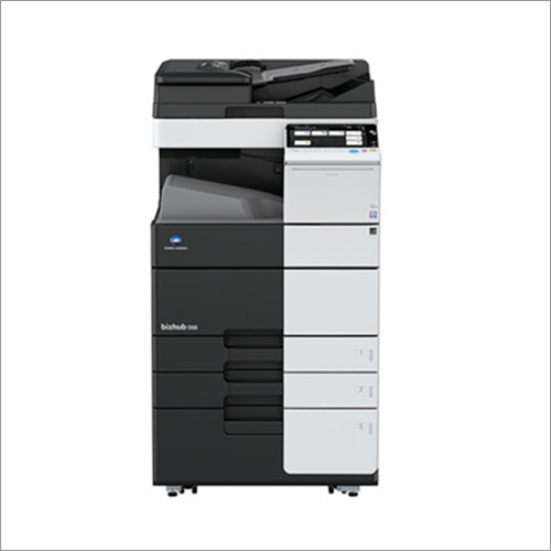 Fully Duplex Xerox Machine