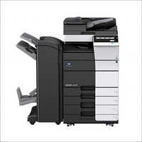 Fully Duplex Multifunction Printer With Network Card