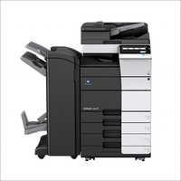 Konica Minolta Bizhub 658 Fully Duplex Multifunction Printer With Network Card