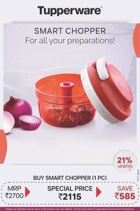 Tupperware chopper