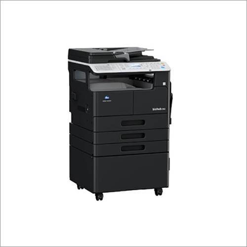 Konica Minolta Bizhub Duplex Two Trays Photocopier Machine