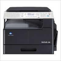 Konica Minolta 206 Photocopier Machine