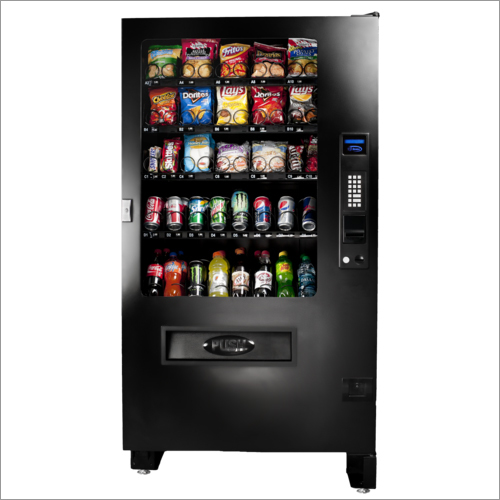 Snack Vending Machine Rental Service