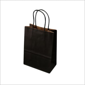 Cotton Rope Gift Paper Bag