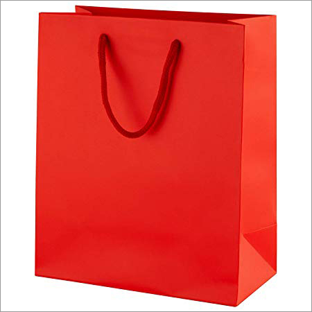 Color Gift Paper Bag