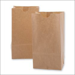 Open Top Kraft Paper Bag