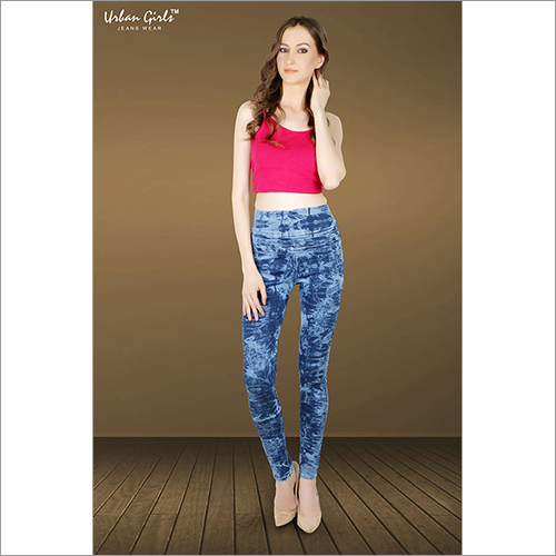Ladies Full Length Jeans
