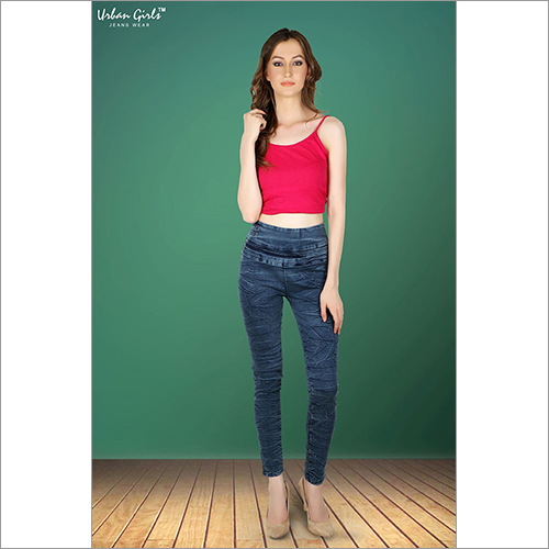 Ladies Slim Fit Jeans