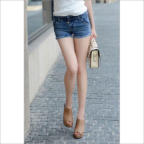 Ladies Jeans Short