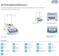 High Precision Analytical Balances