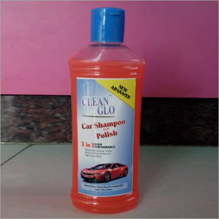 Car Shampoo Cum Polish
