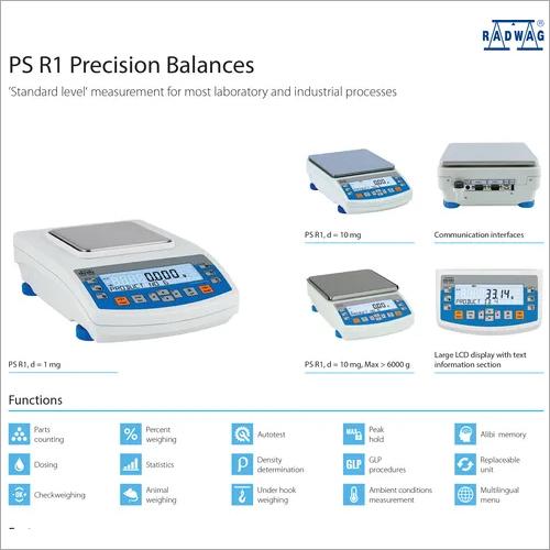 Analytical Balance Precision