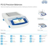 Precision Electronic Weighing Balance