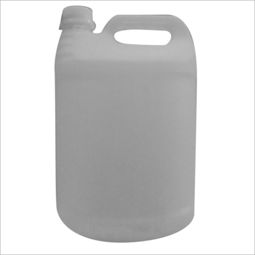 5 Litre Oval Plastic Jerrycan