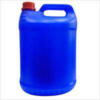 5 Litre Oval Blue Plastic Jerrycan
