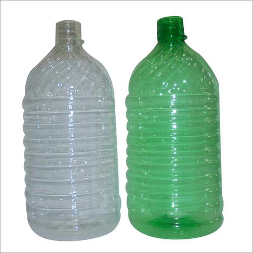 5 Litre  Plastic Pet Bottle