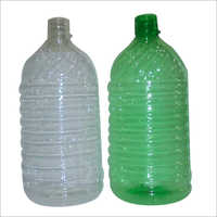 5 Litre  Plastic Pet Bottle