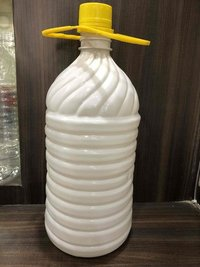 5Litre Milky Plastic Pet Bottle