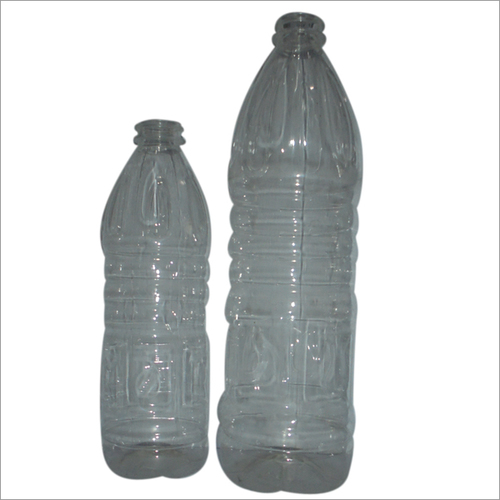 500ml & 1Litre Oil Bottle Plastic Pet Bottle