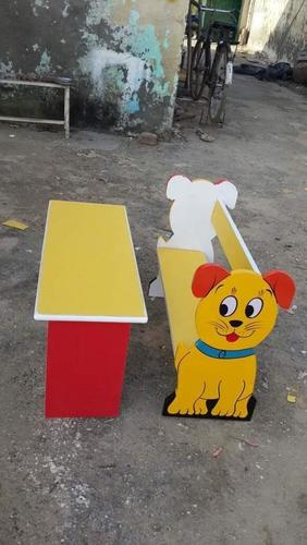 Kids Multi Color Bench