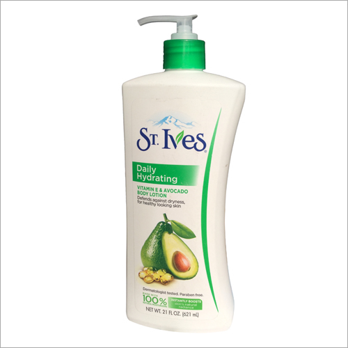 Vitamin E  Avocado Body Lotion