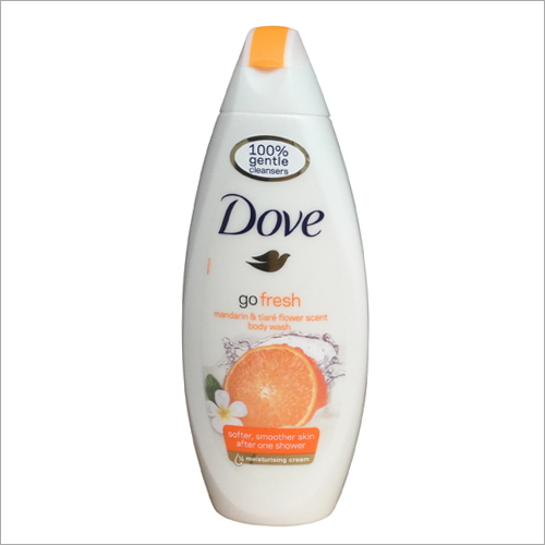 Dove Mandarin and Tiare Flower Scent Body Wash