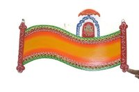 Home Decorative Indian Handcraft Wooden Name Plate