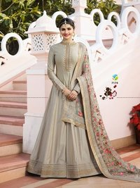 Ladies Designer Anarkali Suit