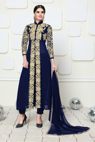 Ladies Party Wear Anarkali Suit