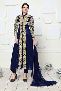 Ladies Party Wear Anarkali Suit