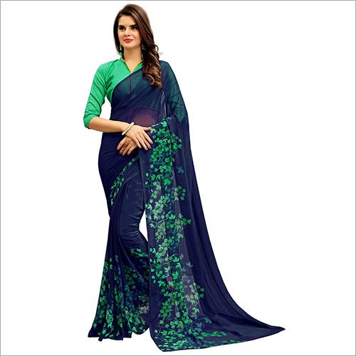 Ladies Designer Bhagalpuri Silk Saree