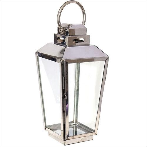SS Garden Candle Lantern