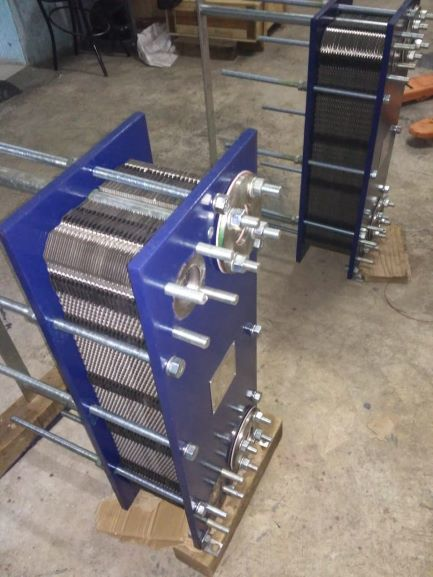 NEW Gasket Type Heat Exchanger
