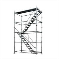 Galvanized Ringlock Scaffolding System