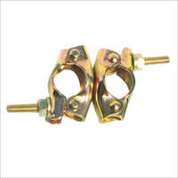 Scaffolding Clamp British Swivel Coupler And British Double