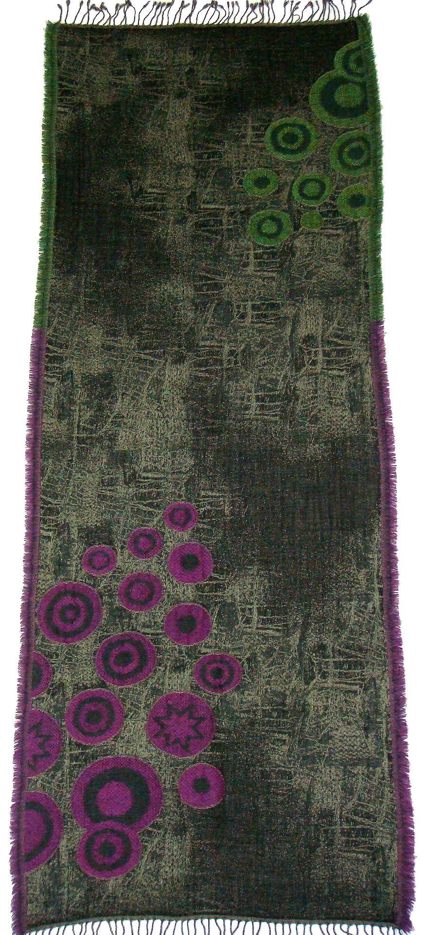 Wool Mohair Shawls