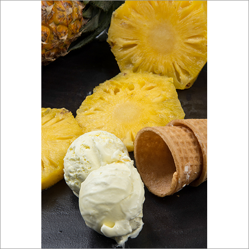 Pineapple Ice Cream