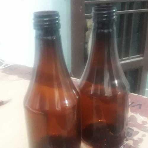 200 ml pharmaceutical bottle (Amber colour)