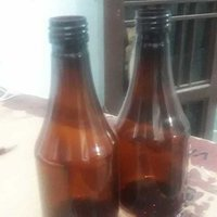 200 ml pharmaceutical bottle (Amber colour)