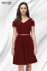 Ladies Western Dress pattern