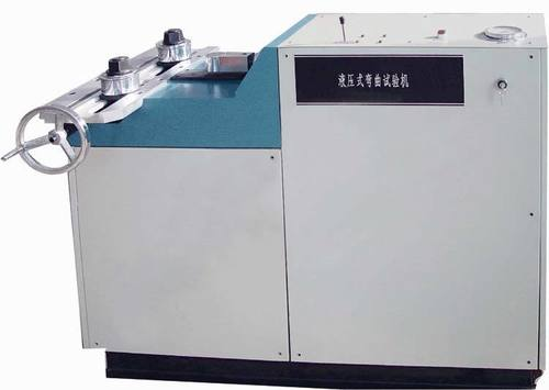 Hydraulic Bending Test Machine