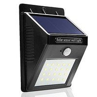 Solar Power Supply Led Wall Light