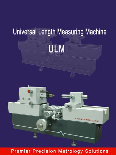 Universal Length Measurer(ULM)