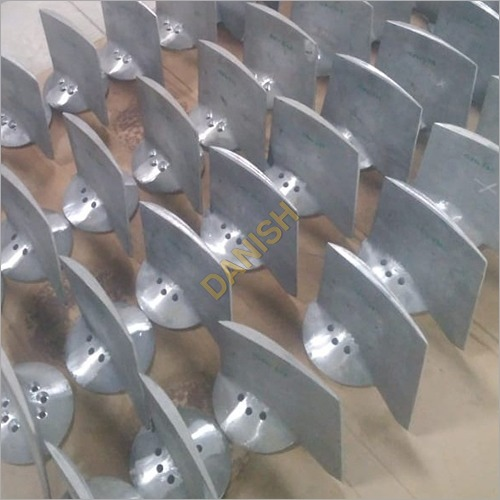 Alloy Fan Blade