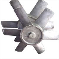 Best Price Aluminium Impeller Blades