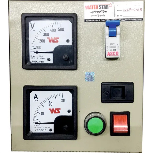 Analog Submersible Control Panel