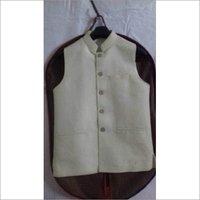 Nehru Jute Jacket